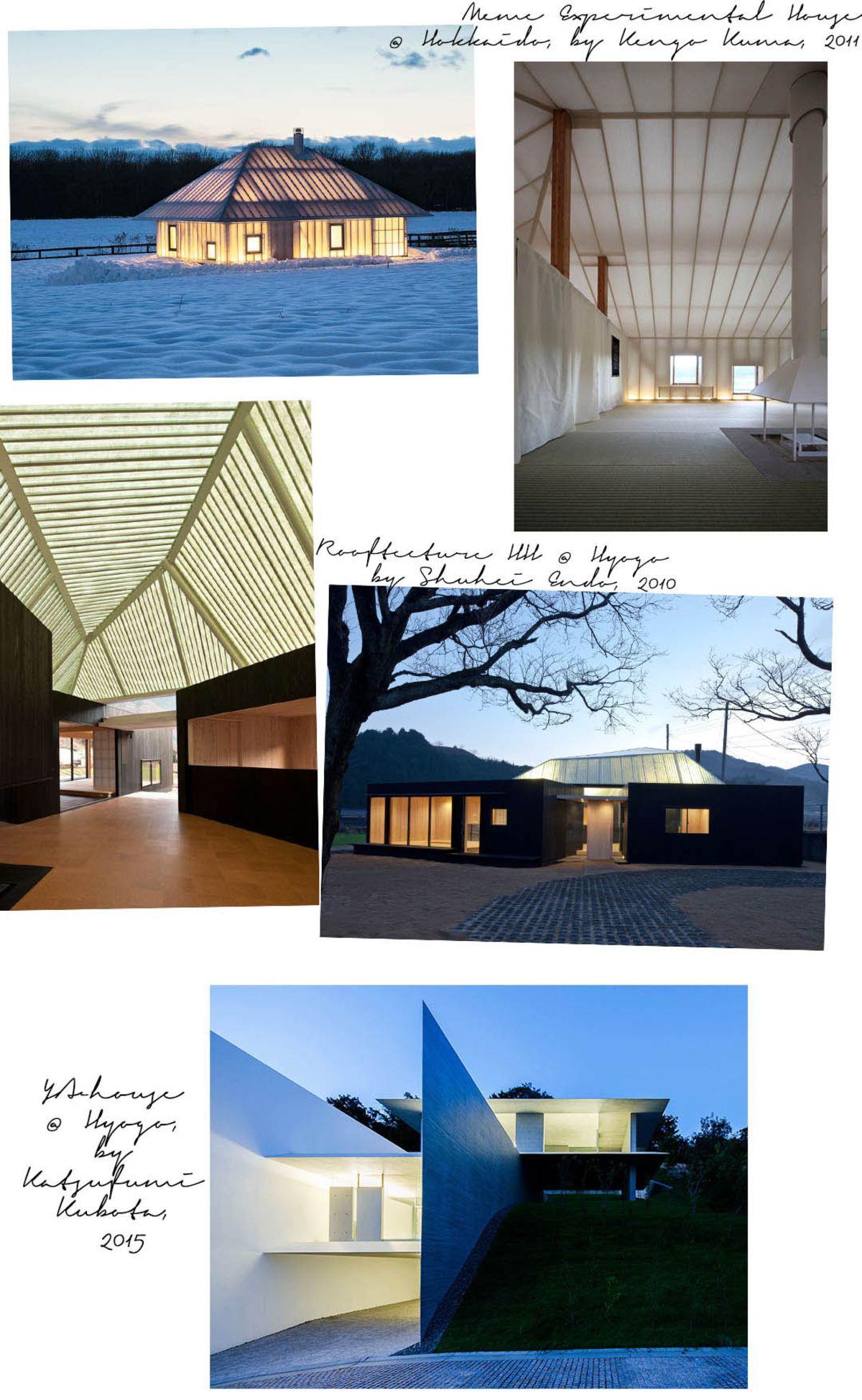 Case in giappone un libro sull architettura sensibile for Case in giappone