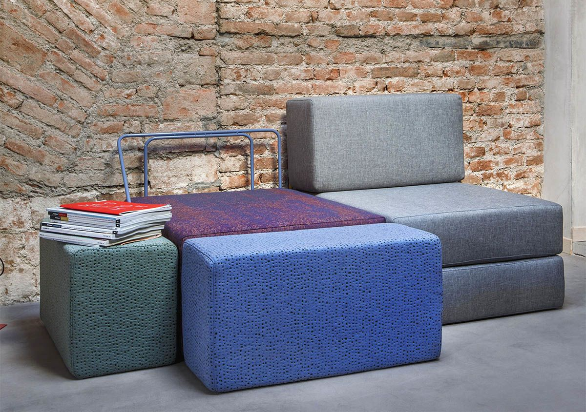 Capsule Collection Kvadrat x Rodolfo
