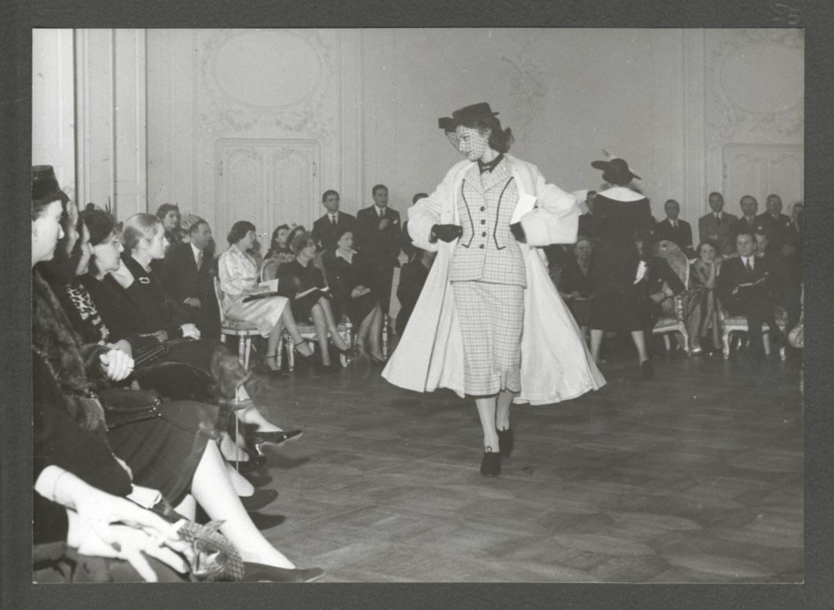 photocredit: Archivio di Stato di Firenze, Casa Giorgini e la prima sfilata di moda italiana