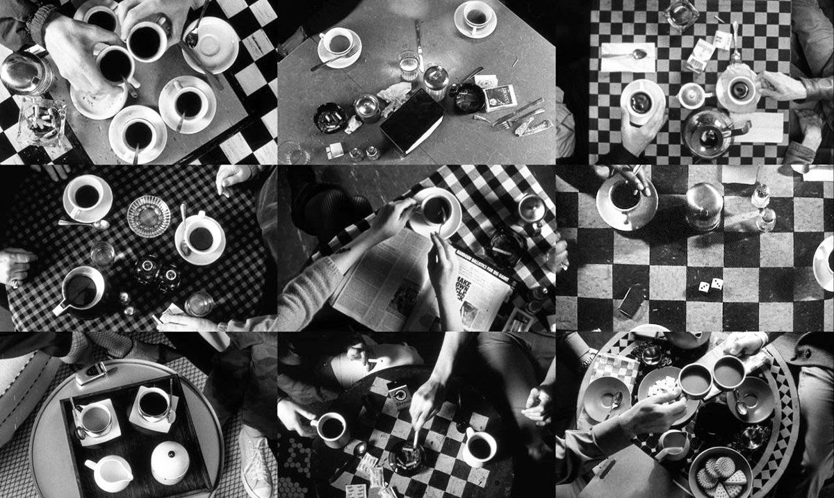 I tavolini di Coffee and Cigarettes