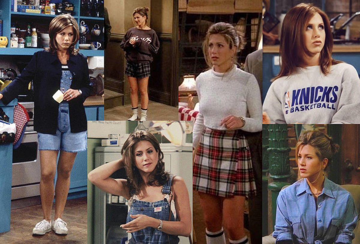 Rachel Green di Friends: un'icona di stile