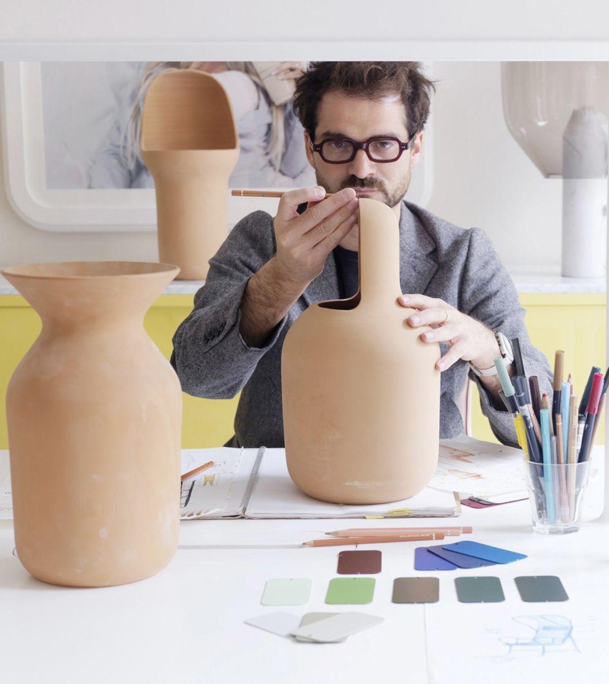 Il designer Jaime Haydon