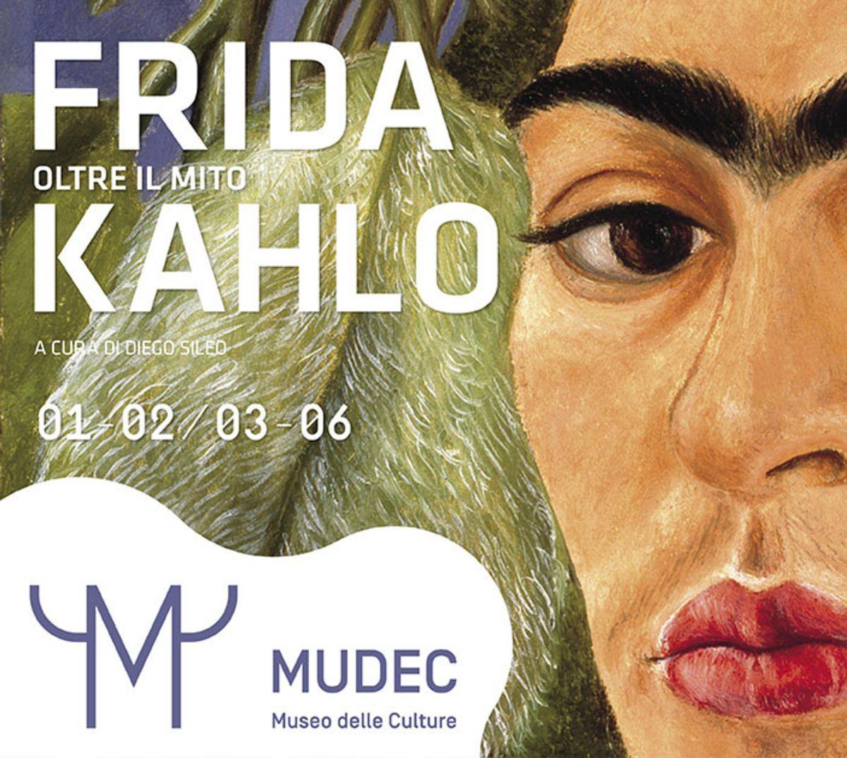 Frida kahlo mostra milano mudec