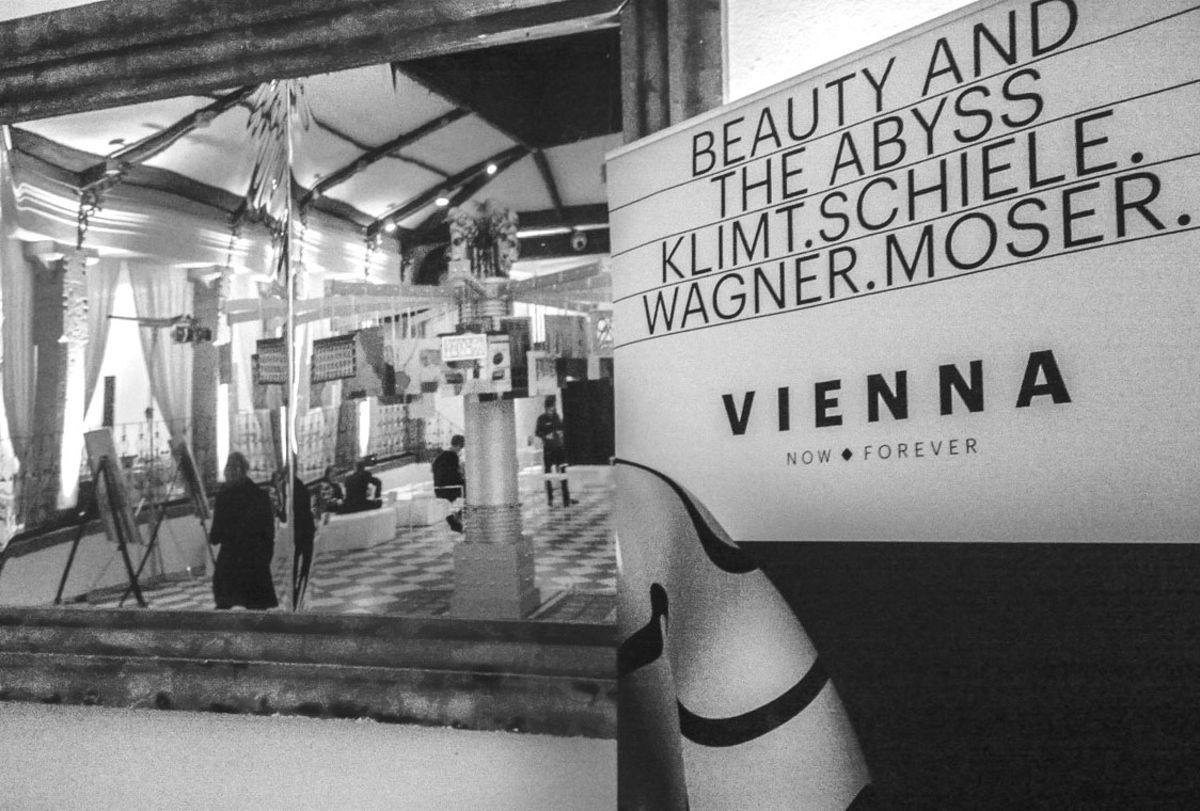 vienna mostra bellezza abisso