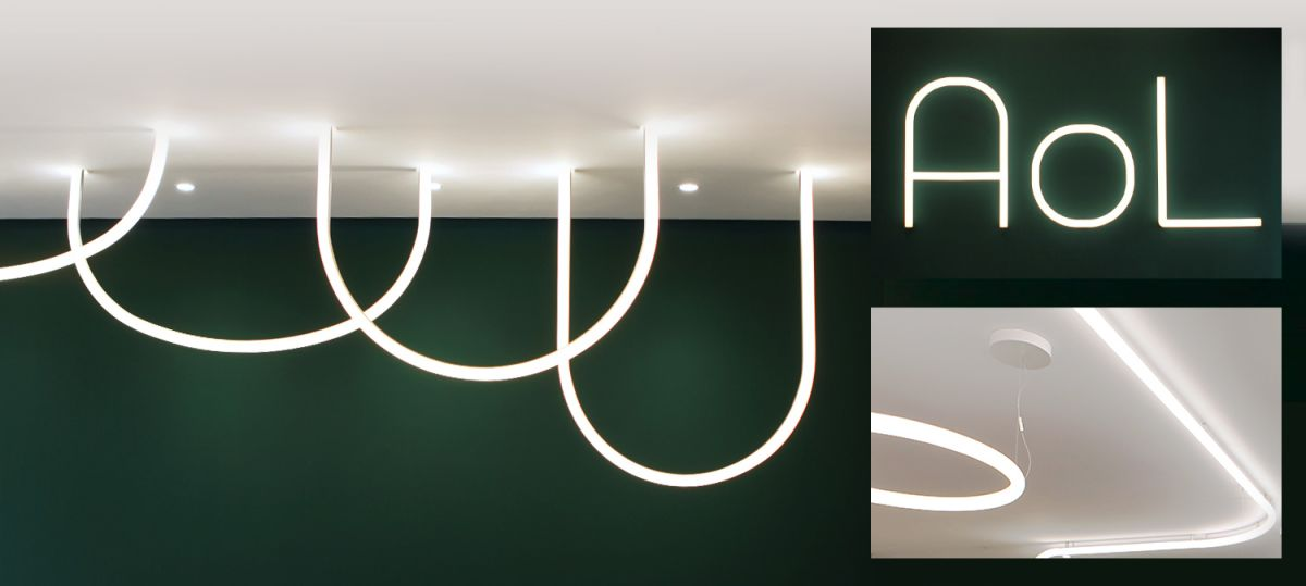 Soft Alphabet, design di BIG Architects per Artemide
