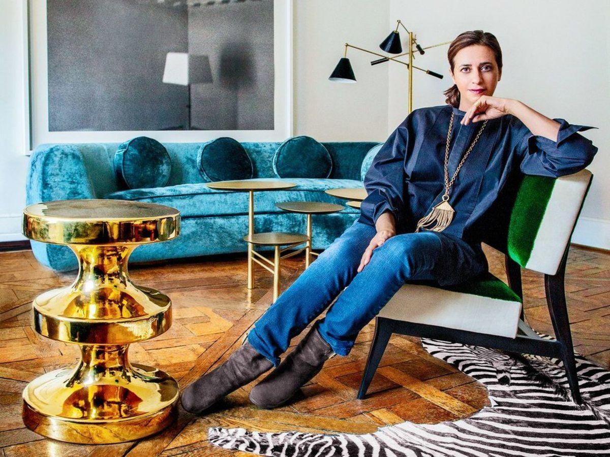 designer India Mahdavi