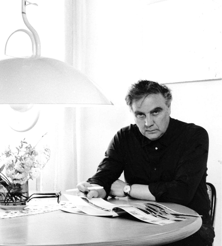 Elio Martinelli, fondatore di Martinelli Luce