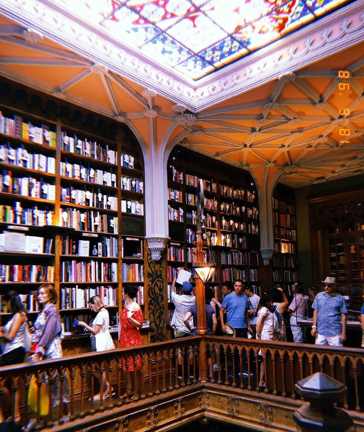 Libreria Lello, Porto