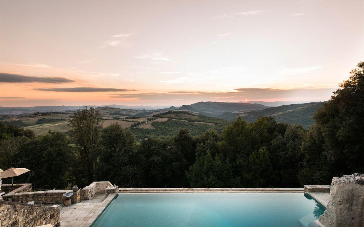 credits: Borgo Pignano, Toscana