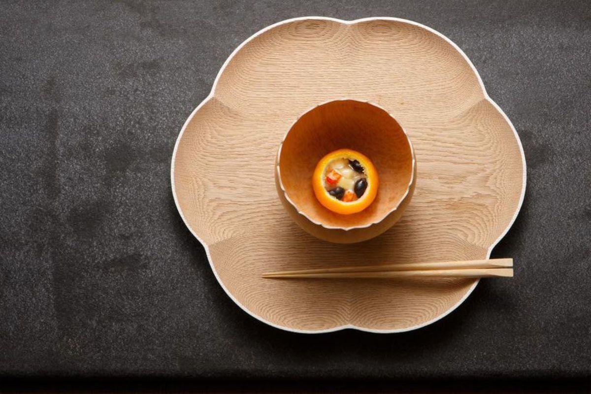 uno dei piatti che puoi gustare al Yakumo Saryo di Tokyo | credits: Yakumo Saryo