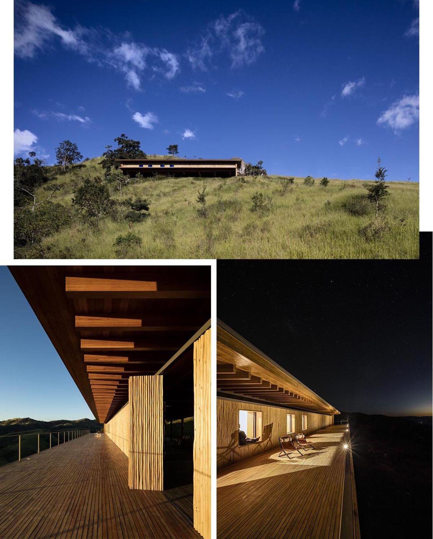 Casa Catuçaba (Brasile) di Marcio Kogan e Lair Reis dello studio MK27