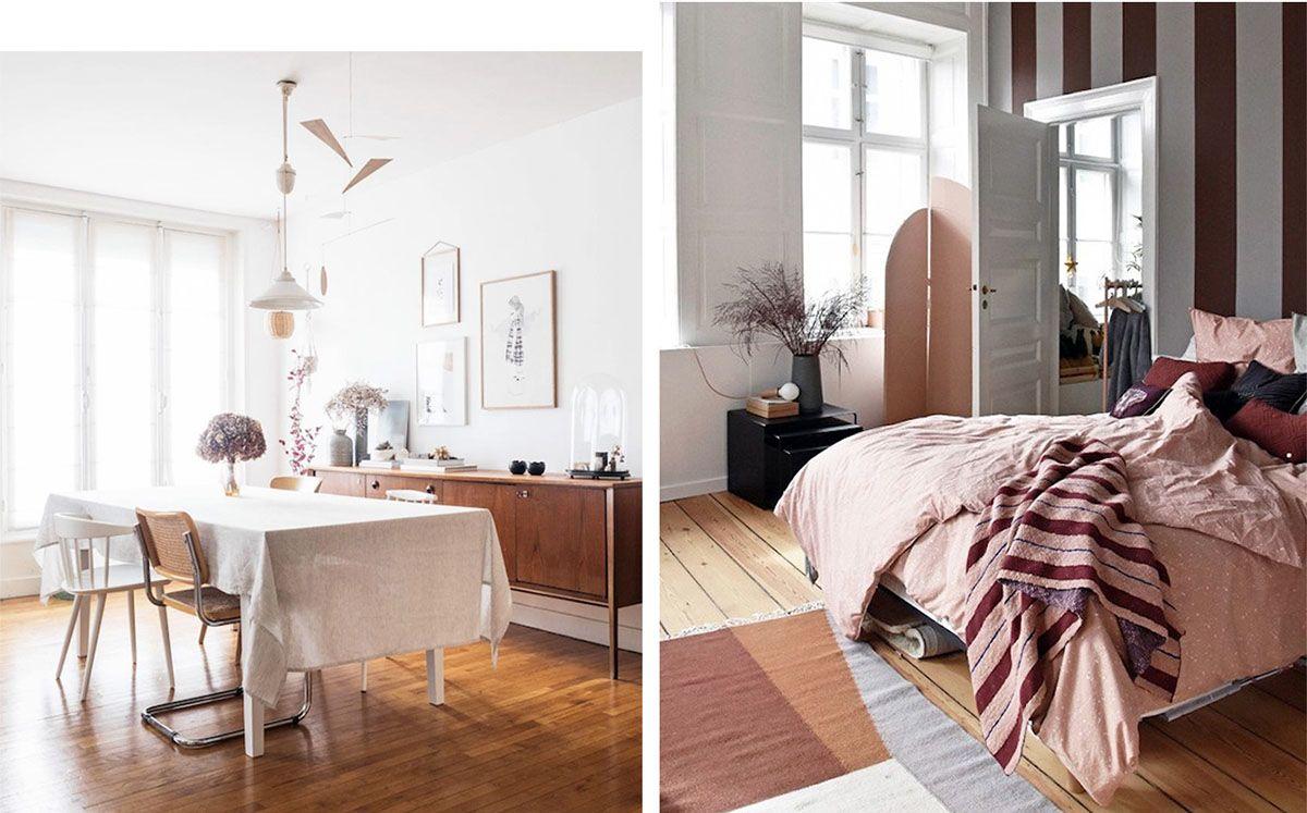 credit: sinistra myscandinavianhome.com, destra Home by Ferm Living