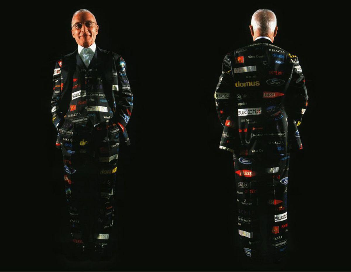 Alessandro Mendini e il suo Abito del Designer