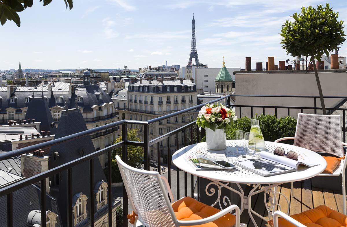 Hotel San Régis a Parigi