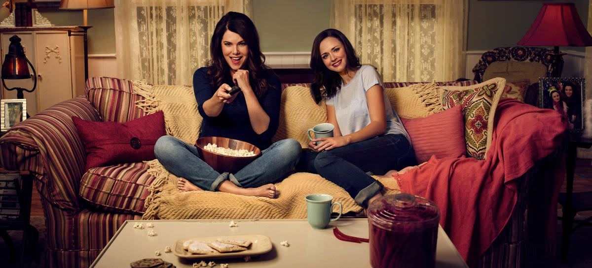 La serie tv Gilmore Girls