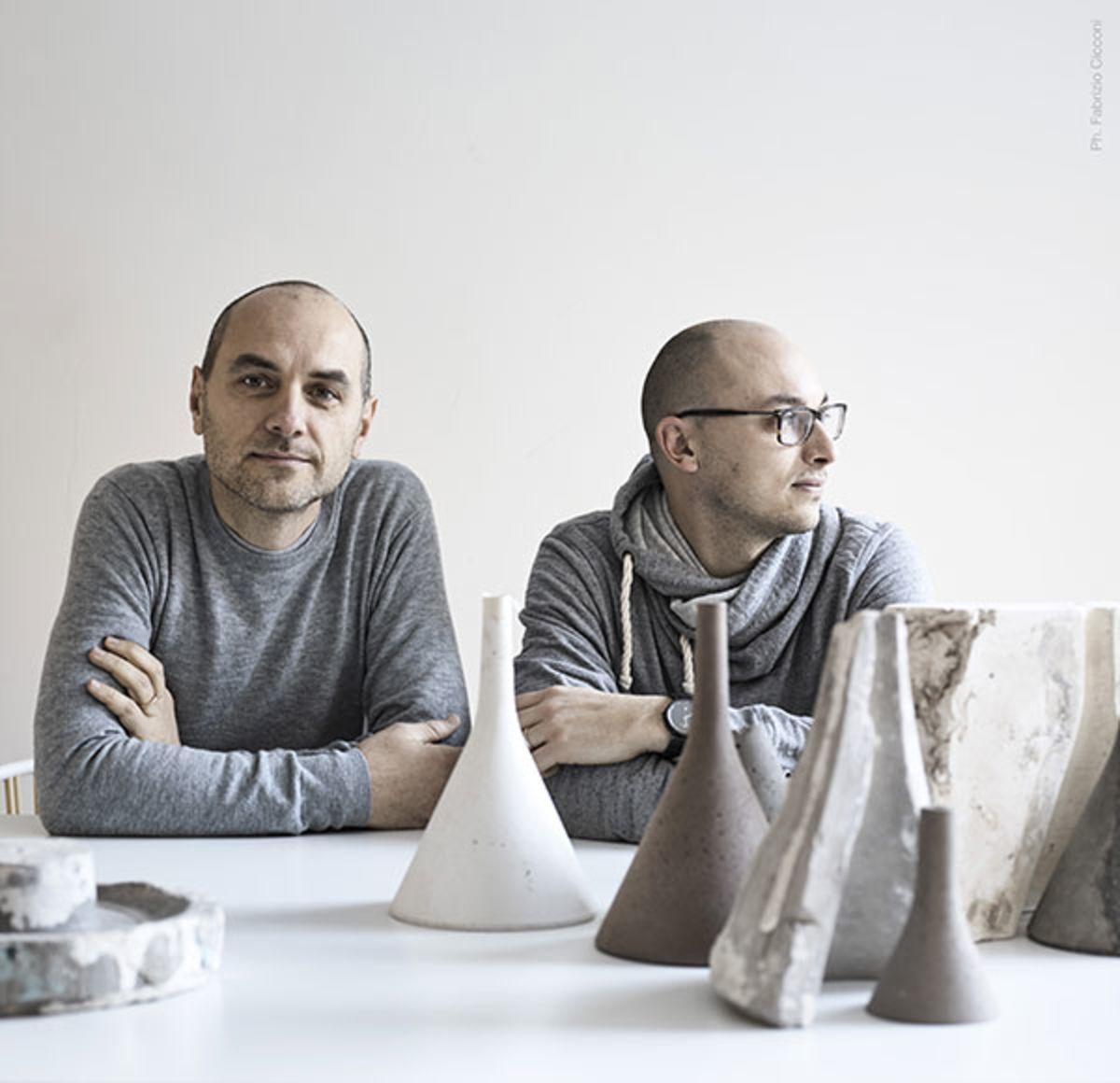 Paolo Lucidi e Luca Pevere PH Fabrizio Cicconi