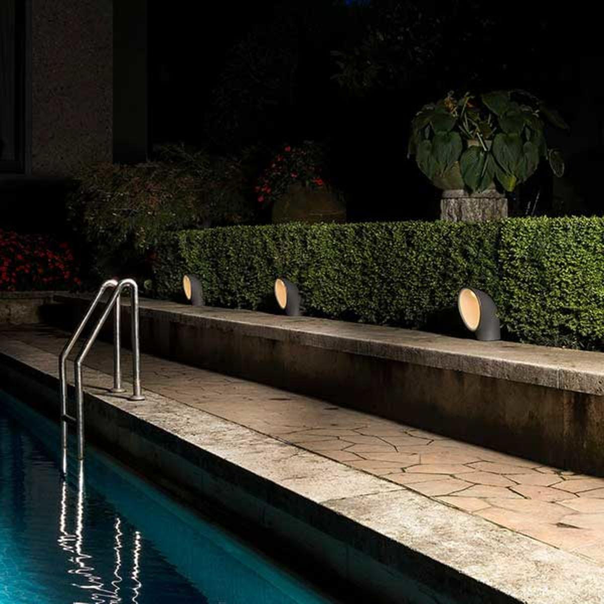 Lampada da terra per outdoor Piroscafo by Artemide