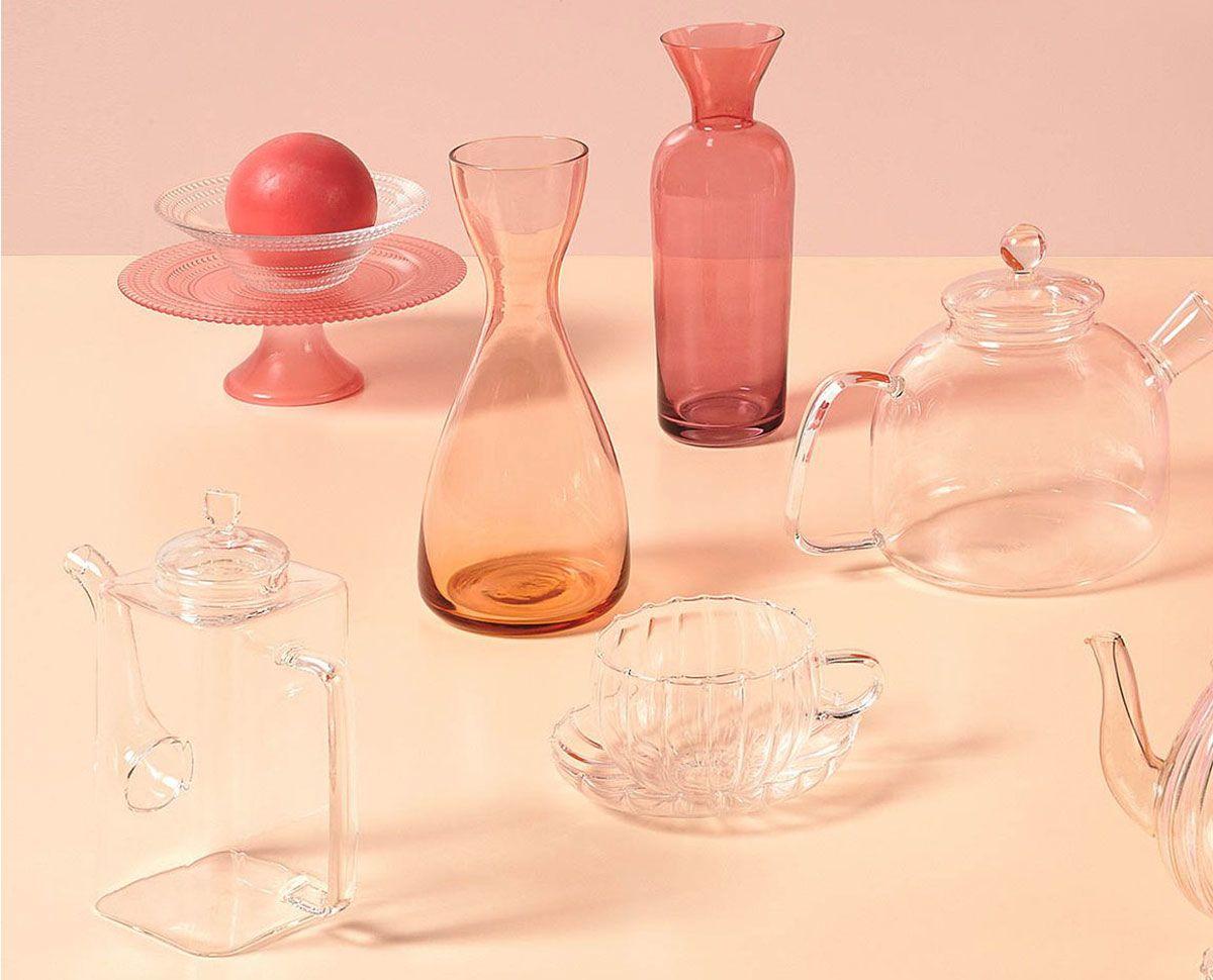 Bottiglia Vaso Diseguale by Bitossi Home