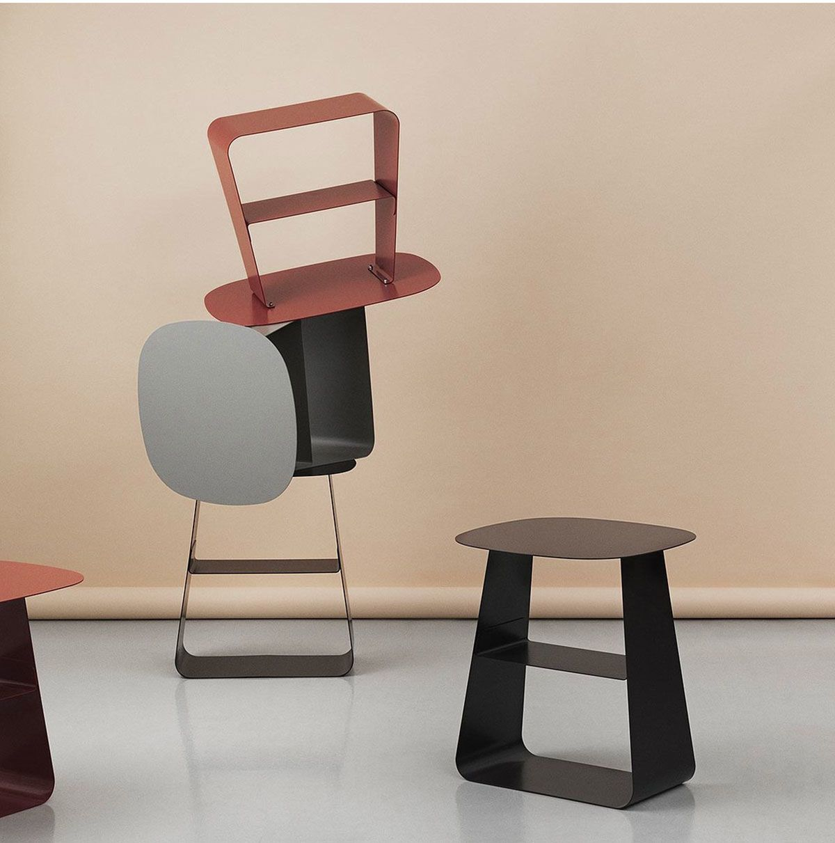 Tavolini Stay by Normann Copenhagen