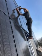 Installing solar panels on Kirtlington Village Hall