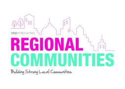 Coop midcounties. Regional communities. Building strong local communities.