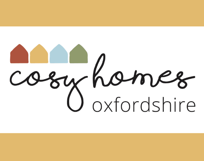 Cosy Homes Oxfordshire logo