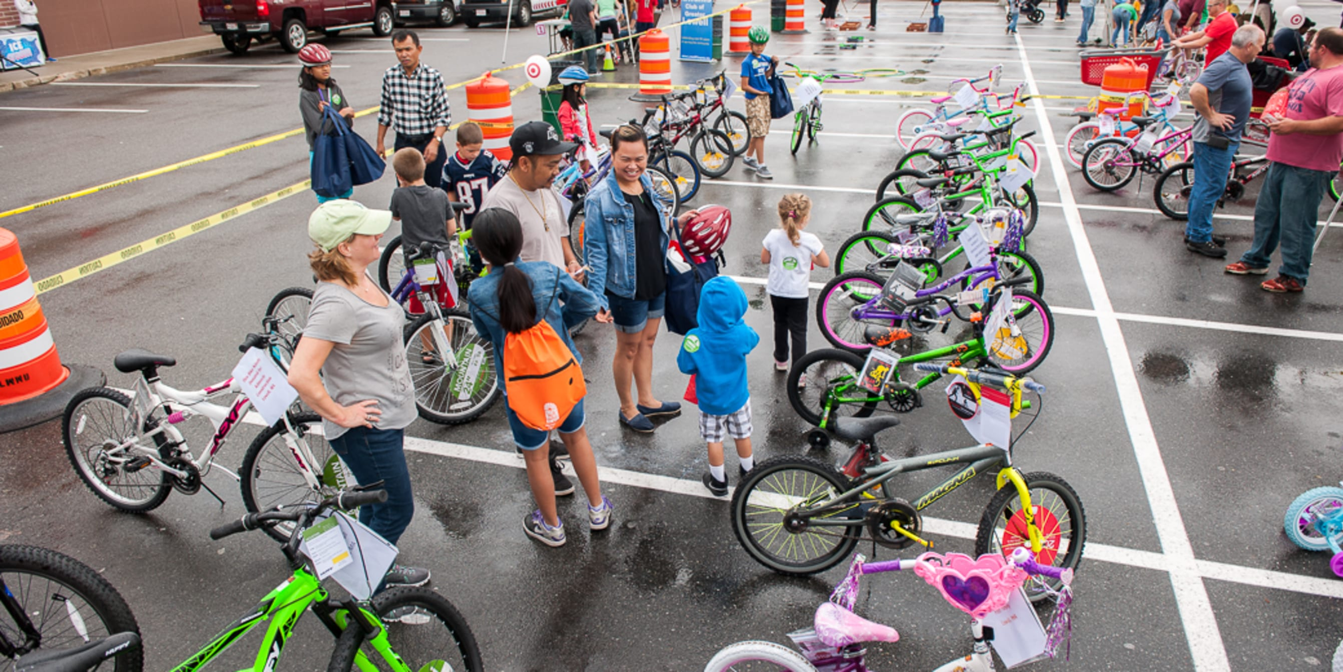 Bike Safety Rodeo