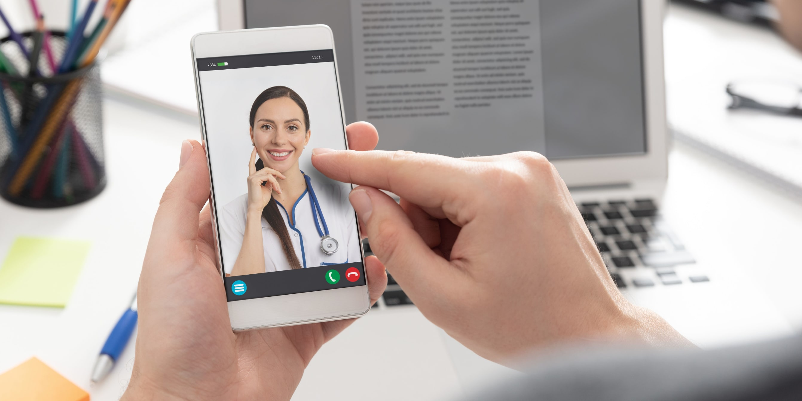 Telemedicine Available