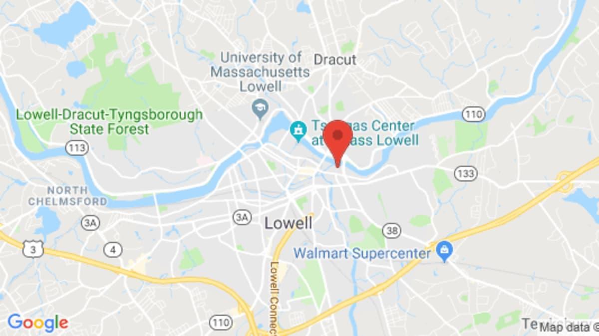 Lowell Ma Zip Code Map.Lowell General Hospital Saints Campus Lowell General Hospital