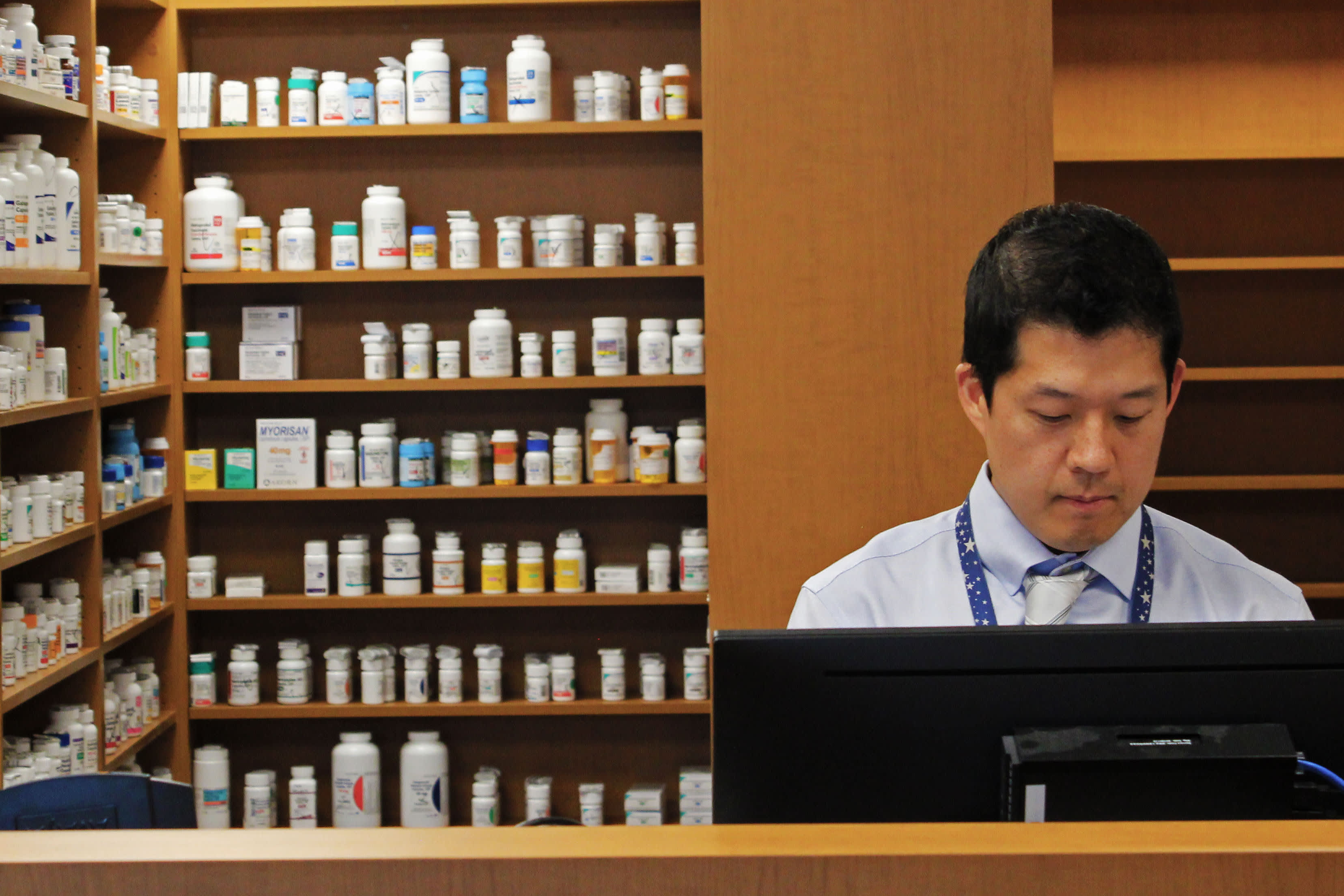 2019 Pharmacy Back Counter