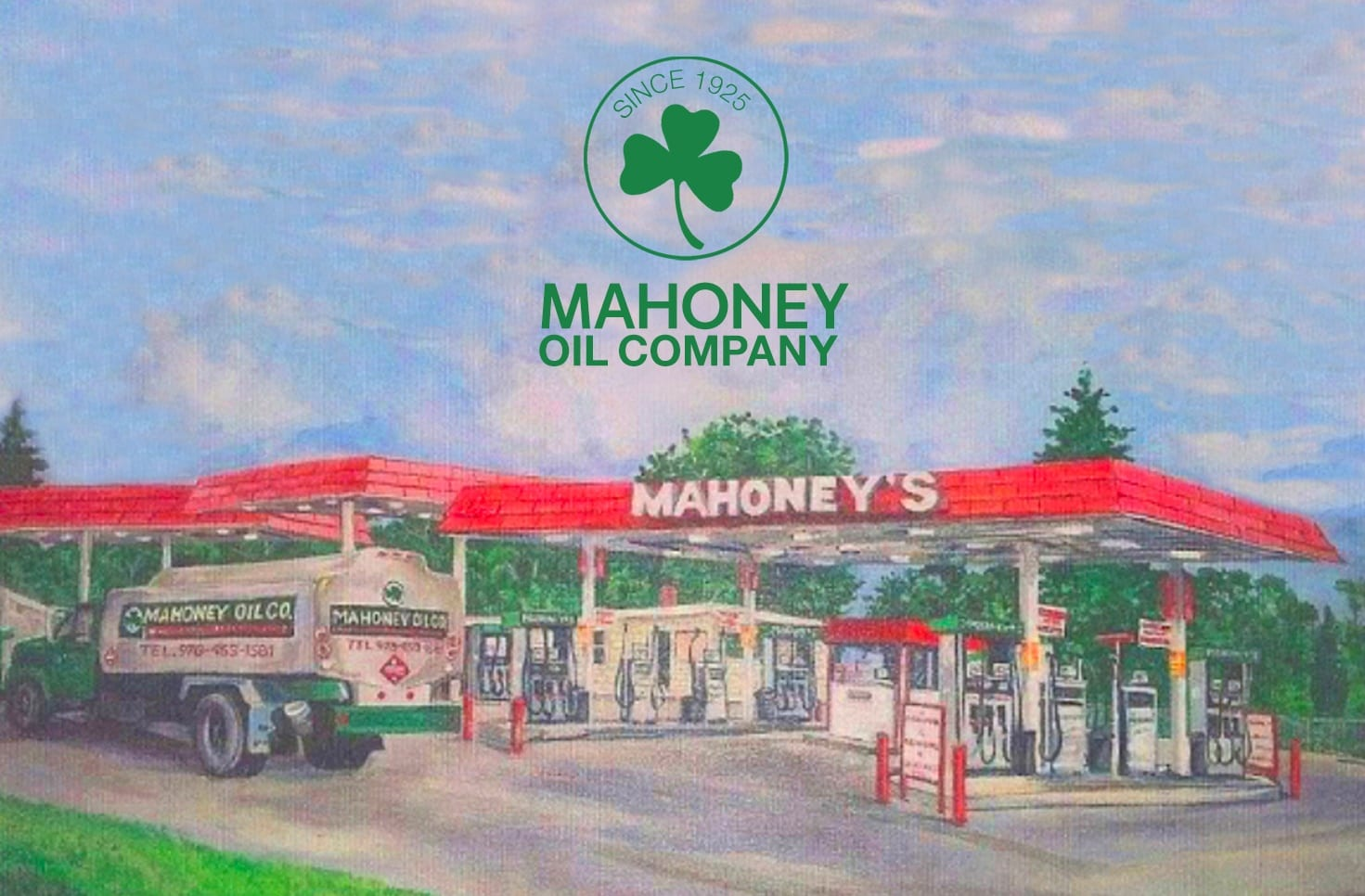 Mahoney Oil Company