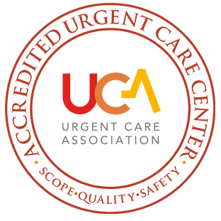 Urgent Care Association (UCA) 2018 seal
