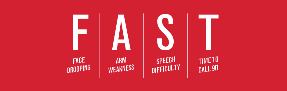 Another Stroke Awareness FAST logo