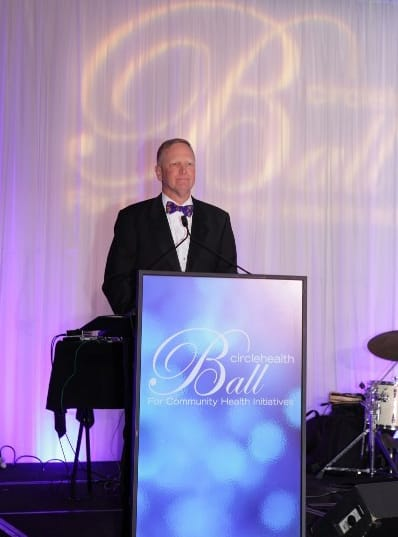 Jody White at the Ball 2017