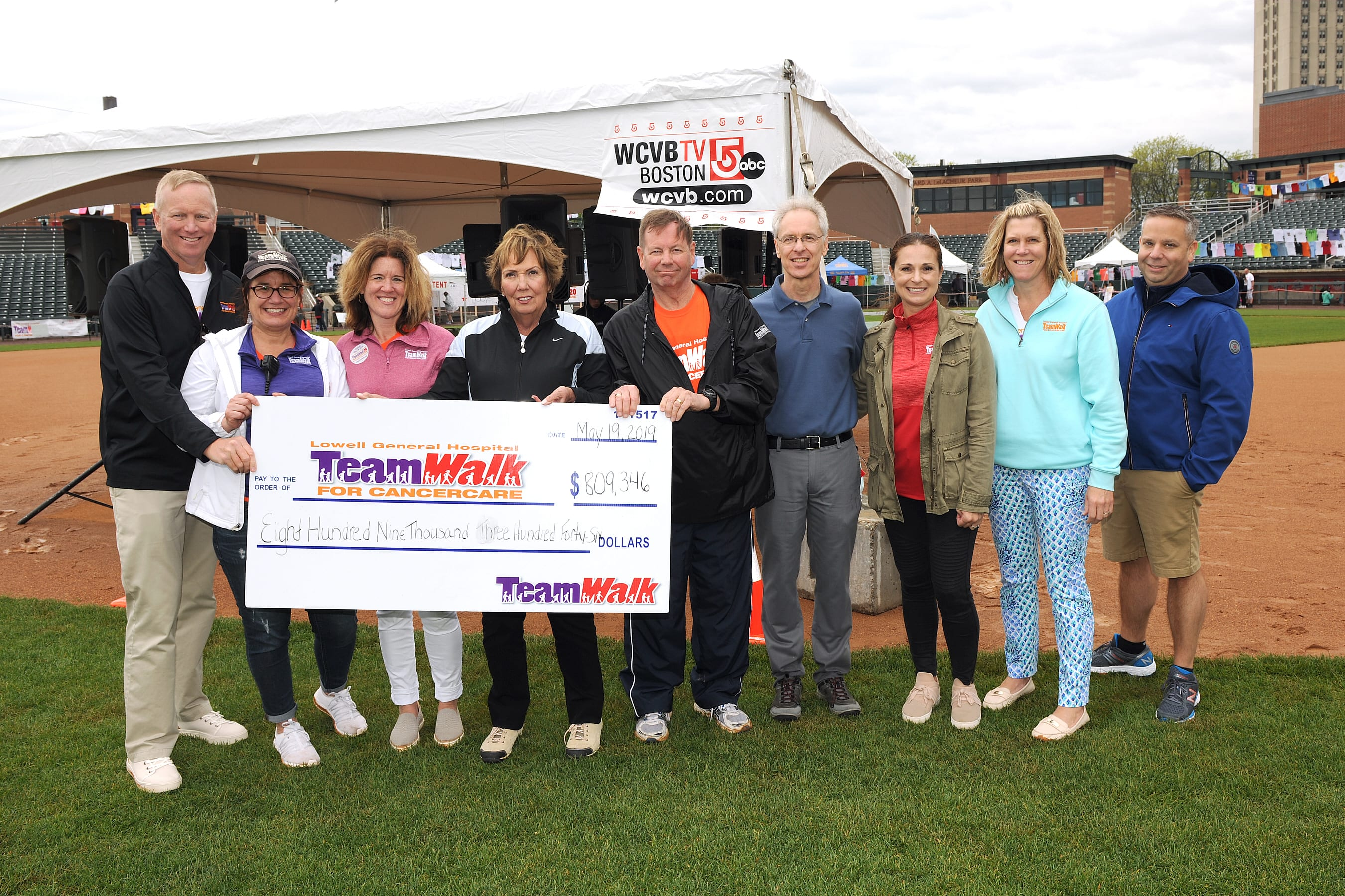 2019 TeamWalk check presentation