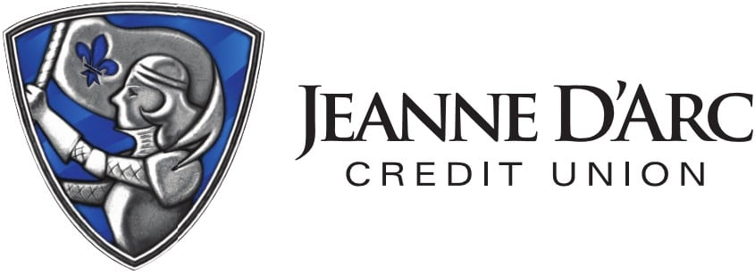 Jeanne D'Arc Credit Union Logo