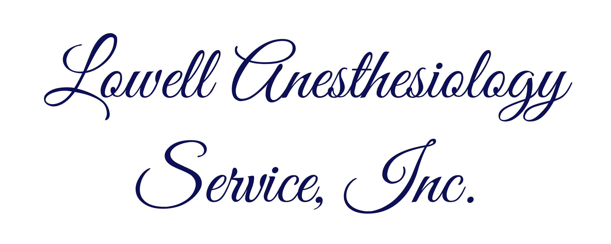 Lowell Anesthesiology Service, Inc.