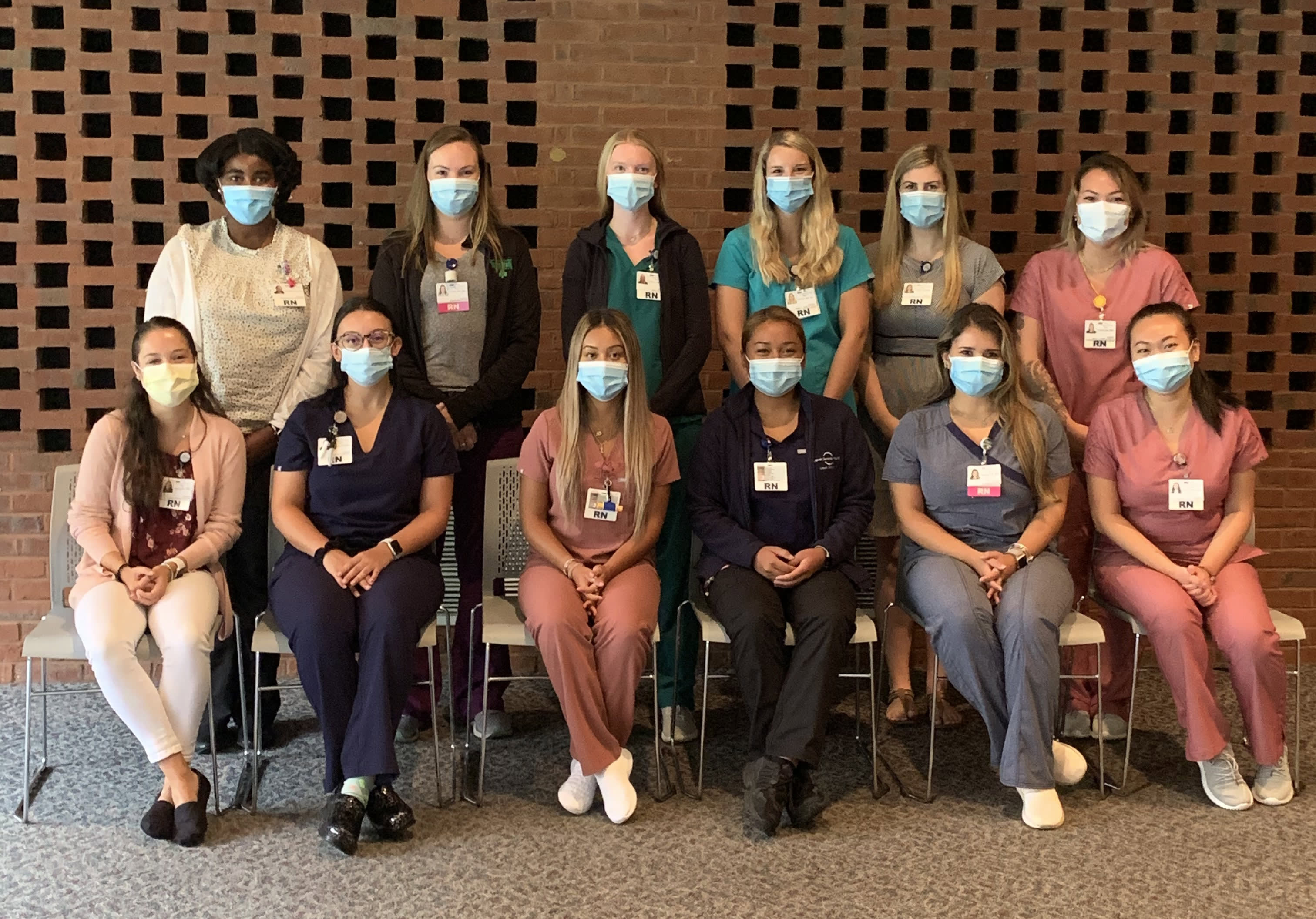 Current Graduate RN Residency Program Residents 2020