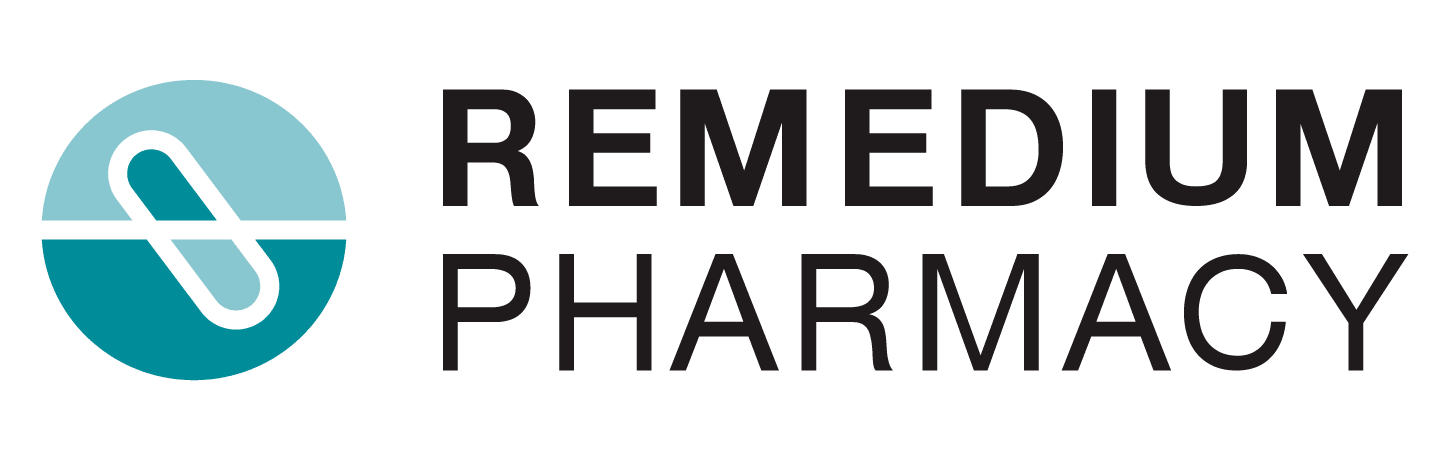 Remedium Pharmacy Logo