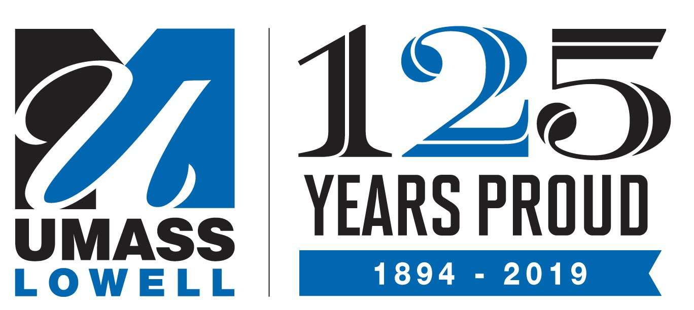 UMass Lowell 125 Year Celebration Logo