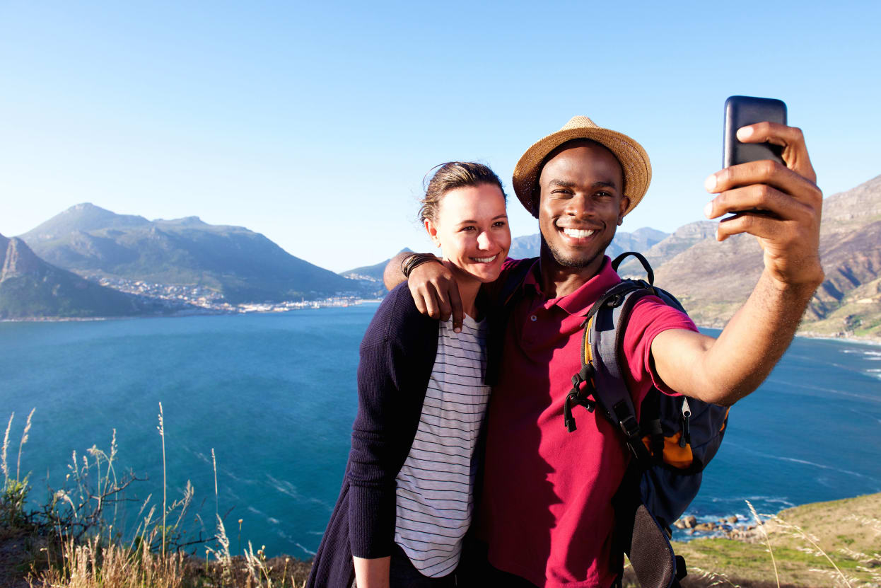 Travel Medicine photo of a young couple