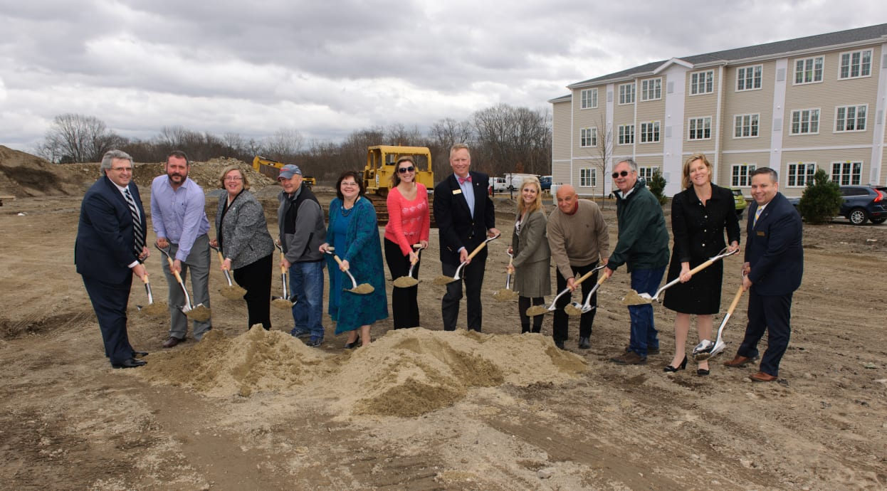 Circle Health Dracut Ceremonial Groundbreaking