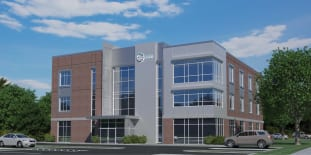 Circle Health Dracut architectural rendering