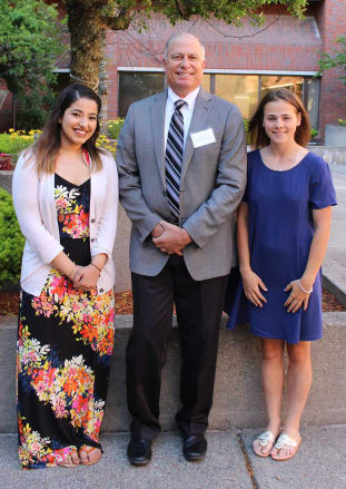 2017 Medical Scholarship Winners