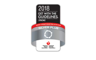 Get With the Guidelines Stroke 2018