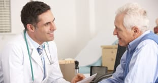 Prostate Cancer Doc with Patient