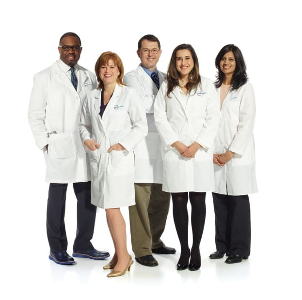 Group of Circle Health physicians