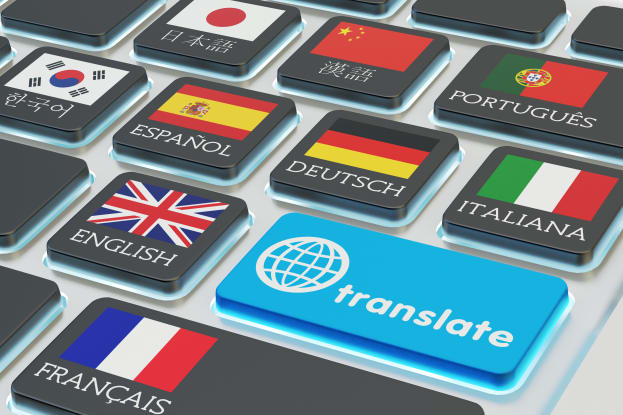 Interpreter Services flags