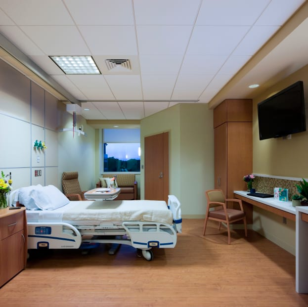 Your Room // Lowell General Hospital