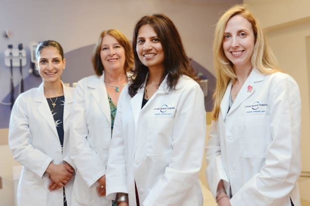 Breast cancer risk assessment doctors